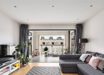 Thumbnail 3 bed flat for sale in Prairie Building, 45 Liberty Bridge Road, London