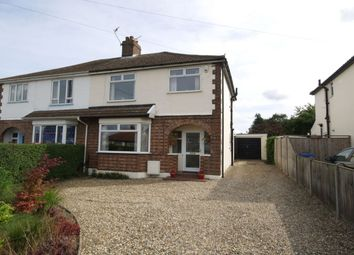 Thumbnail 3 bedroom semi-detached house for sale in Heartsease Lane, East City, Norwich