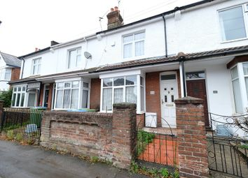Thumbnail 3 bed terraced house to rent in St Edmunds Road, Southampton