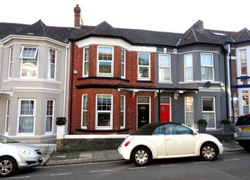 Thumbnail 4 bed terraced house for sale in Hillside Avenue, Mutley, Plymouth
