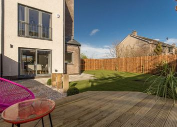 Thumbnail 3 bedroom terraced house for sale in The Green Calder Road, Edinburgh