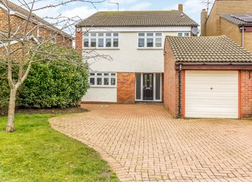 Thumbnail 4 bed detached house for sale in The Durdans, Basildon, Essex