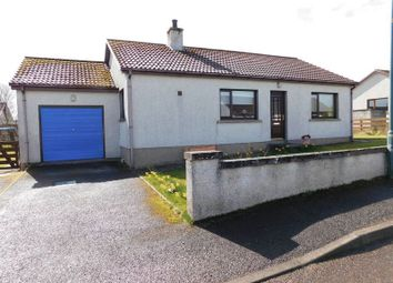 Thumbnail 2 bed detached bungalow for sale in Grant Avenue, Thurso, Caithness