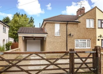 Thumbnail 4 bed semi-detached house for sale in Vernon Drive, Harefield, Uxbridge