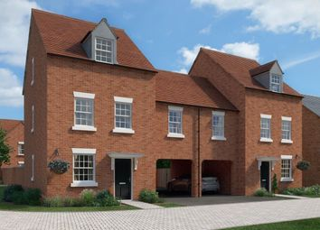 Thumbnail 4 bed semi-detached house for sale in The Clifton, Deddington Grange, Deddington