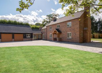 Thumbnail 5 bed detached house for sale in Main Street, Cadeby, Nuneaton