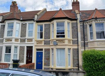 Thumbnail 4 bedroom terraced house for sale in Douglas Road, Horfield, Bristol