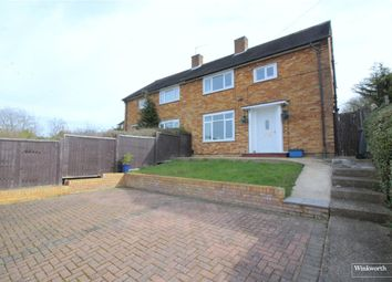 Thumbnail 3 bed semi-detached house for sale in Walshford Way, Borehamwood, Hertfordshire