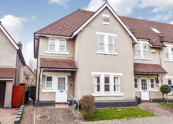Thumbnail 3 bed end terrace house for sale in Preswylfa Court, Merthyr Mawr Road, Bridgend.