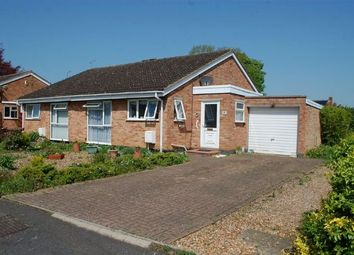 Thumbnail 2 bedroom semi-detached bungalow for sale in Larch Lane, Duston, Northampton