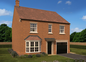 Thumbnail 3 bed detached house for sale in Churchfields, Harrogate Road, North Yorkshire