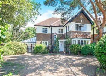Thumbnail 4 bed detached house for sale in Hinchley Wood, Surrey, .