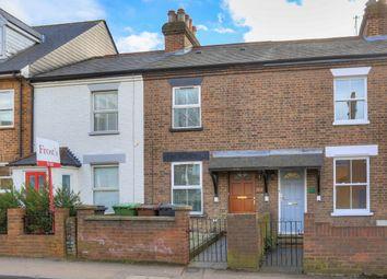 Hatfield Road, St. Albans, Hertfordshire AL1. 2 bed terraced house