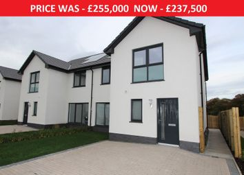 3 bed semi-detached house for sale in Plot 67, The Dawson, Ness Castle IV2