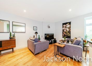 Thumbnail 2 bed flat for sale in Harris Court, Kingston Road, Ewell