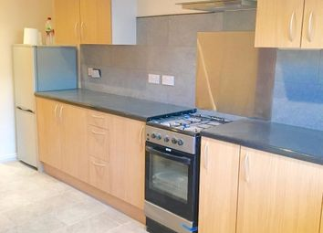Thumbnail 4 bed terraced house to rent in Burwell Road, London