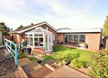 Thumbnail 4 bed detached bungalow for sale in Priory Close, Sporle, King's Lynn, Norfolk