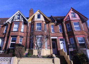 Thumbnail 6 bed terraced house for sale in Bradstone Avenue, Folkestone