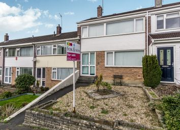 Thumbnail 3 bed terraced house for sale in Beaudyn Walk, Plymouth