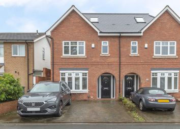 Thumbnail 4 bed semi-detached house to rent in 194A Longmore Road Shirley, Solihull, .