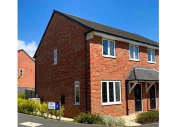 Thumbnail 3 bed semi-detached house for sale in Doughty Drive, Leamington Spa