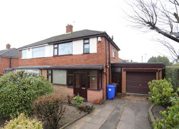 Thumbnail 3 bedroom semi-detached house for sale in Weston Coyney Road, Longton
