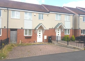 Thumbnail 3 bed terraced house to rent in Bradfield Way, Dudley