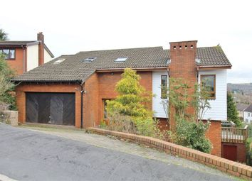 Thumbnail 5 bed detached house to rent in Trinity View, Caerleon, Newport