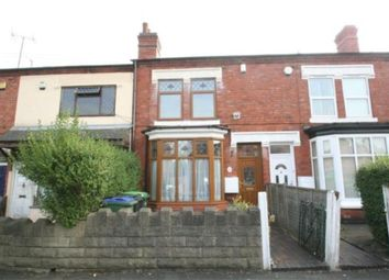 Thumbnail 3 bed terraced house to rent in Clifton Street, Cradley Heath, Cradley Heath, West Midlands