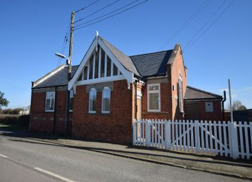 Thumbnail 2 bed detached bungalow for sale in Normanby Road, Owmby By Spital