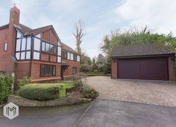 Thumbnail 4 bed detached house for sale in Royton Drive, Whittle-Le-Woods, Chorley