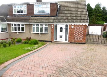 Thumbnail 2 bed semi-detached bungalow for sale in Fenton Road, Hartlepool