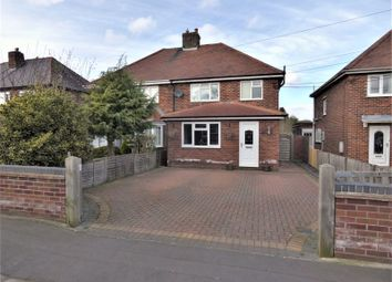 Thumbnail 3 bed detached house for sale in Fen Lane, Dunston, Lincoln