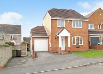 Thumbnail 4 bed detached house for sale in Mitchell Walk, Bridgeyate, Bristol