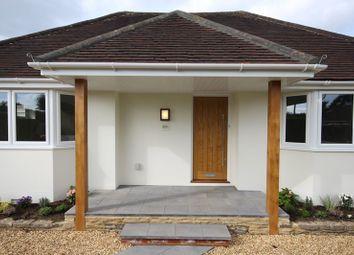 Thumbnail 3 bed detached bungalow for sale in Garden Close, New Milton