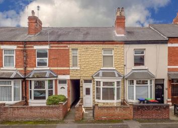 Thumbnail 2 bed terraced house for sale in Linby Avenue, Hucknall, Nottingham, Nottinghamshire