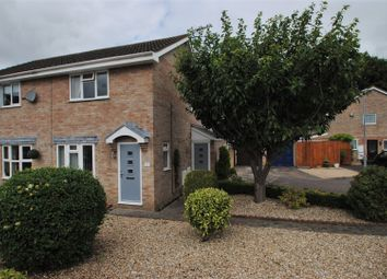 Thumbnail 2 bed semi-detached house for sale in Blenheim Road, Bridgwater