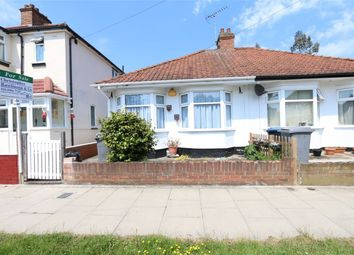 Thumbnail 2 bed semi-detached bungalow for sale in Beaumont Avenue, Wembley