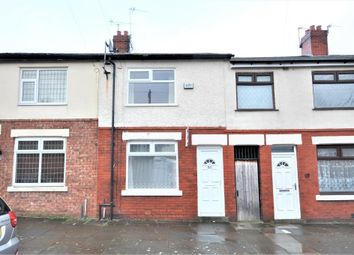 Thumbnail 2 bed terraced house for sale in Stocks Road, Preston, Lancashire