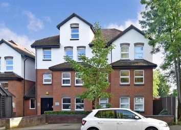 Thumbnail 1 bed flat for sale in Overton Road, Sutton, Surrey