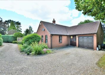 Thumbnail 2 bed bungalow for sale in Chapel Close, Reepham, Lincoln