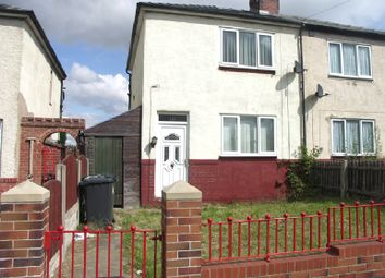 Thumbnail 2 bedroom semi-detached house to rent in Chaucer Road, Mexborough