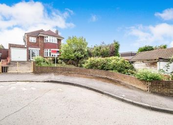 Thumbnail 3 bedroom detached house for sale in Kendal Close, Woodford Green