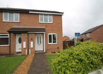 Thumbnail 2 bed semi-detached house for sale in Egerton Close, Stockton-On-Tees