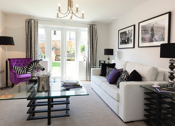 """Thumbnail 4 bed property for sale in """"The Ludlow At Metropolitan"""" at Berrington Drive, Westerhope, Newcastle Upon Tyne"""