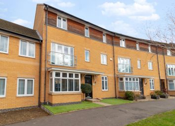 Thumbnail 4 bedroom terraced house for sale in Four Chimneys Crescent, Hampton, Peterborough