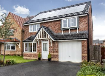Thumbnail 4 bed detached house for sale in Poppy Fields Way, Pontefract, West Yorkshire