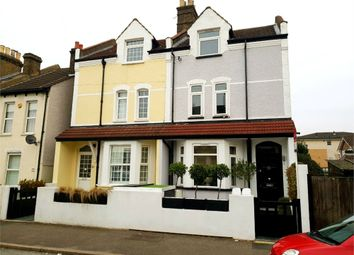 Thumbnail 3 bed end terrace house for sale in Cresswell Road, London