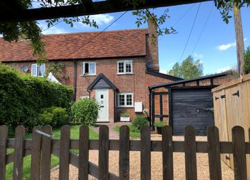 Thumbnail 3 bed end terrace house for sale in Figtree Cottages, Vicarage Road, Wigginton