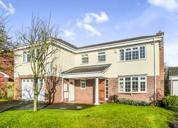 Thumbnail 6 bed detached house for sale in Luddington Road, Solihull